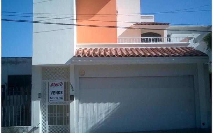 Foto de casa en venta en  , guadalupe, culiac?n, sinaloa, 858909 No. 01