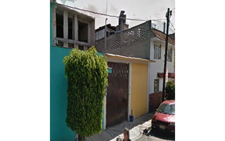 Foto de casa en venta en  , guadalupe del moral, iztapalapa, distrito federal, 1397599 No. 01