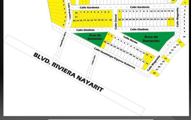 Foto de terreno habitacional en venta en guadalupe esparza gutierrez, la primavera, bahía de banderas, nayarit, 1782850 no 04