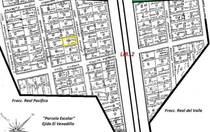 Foto de terreno comercial en venta en guadalupe gampoy ochoa lote 5, el venadillo, mazatl?n, sinaloa, 974941 No. 04