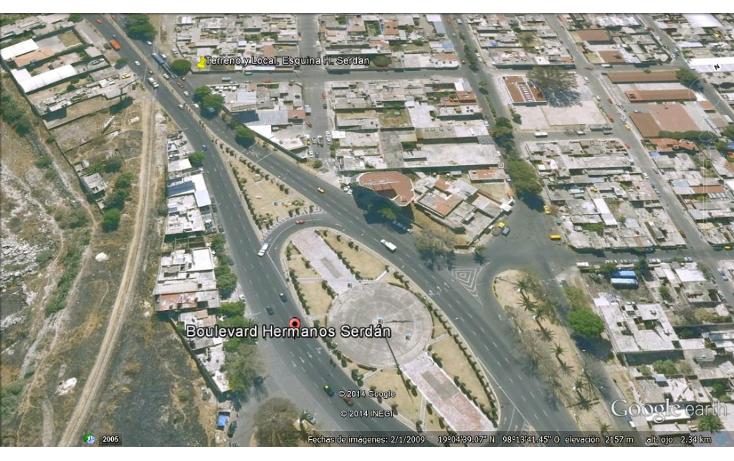 Foto de terreno comercial en renta en  , guadalupe hidalgo, puebla, puebla, 1193227 No. 02