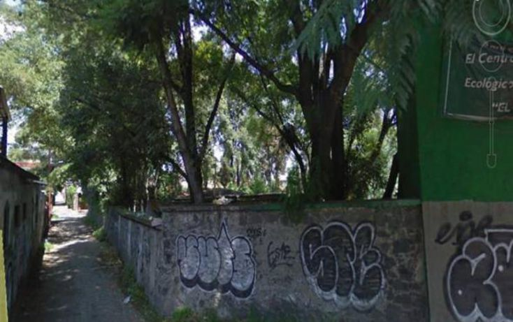 Foto de terreno habitacional en venta en guadalupe i ramirez 78, san lucas xochimanca, xochimilco, df, 1646712 no 01