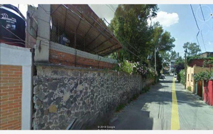 Foto de terreno habitacional en venta en guadalupe i ramirez 78, san lucas xochimanca, xochimilco, df, 1646712 no 03