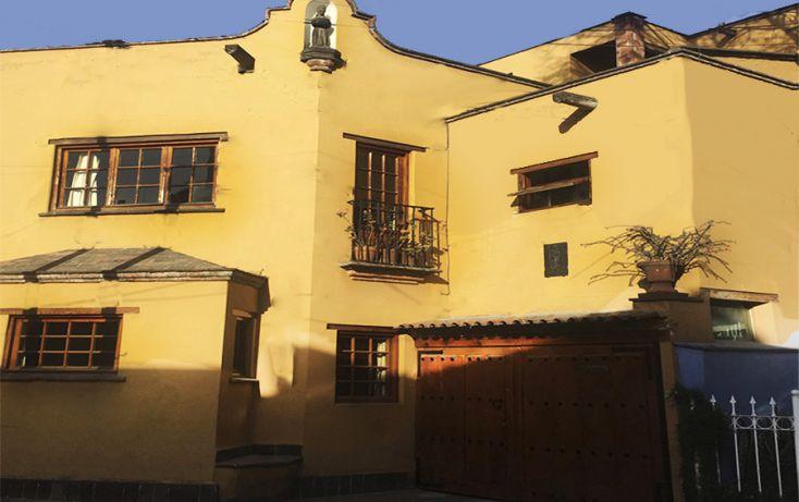 Foto de casa en venta en, guadalupe inn, álvaro obregón, df, 1080679 no 01