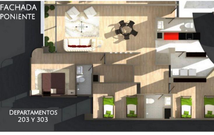 Foto de departamento en venta en, guadalupe inn, álvaro obregón, df, 1848974 no 08