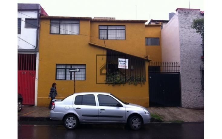 Foto de casa en renta en, guadalupe inn, álvaro obregón, df, 483701 no 01