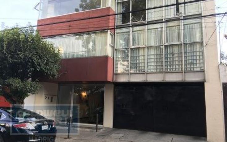 Foto de departamento en venta en  , guadalupe inn, álvaro obregón, distrito federal, 1879032 No. 01