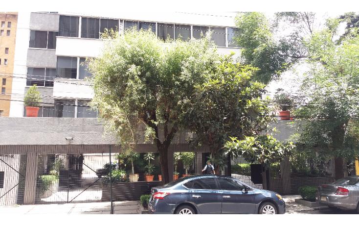 Foto de departamento en venta en  , guadalupe inn, ?lvaro obreg?n, distrito federal, 2018904 No. 01