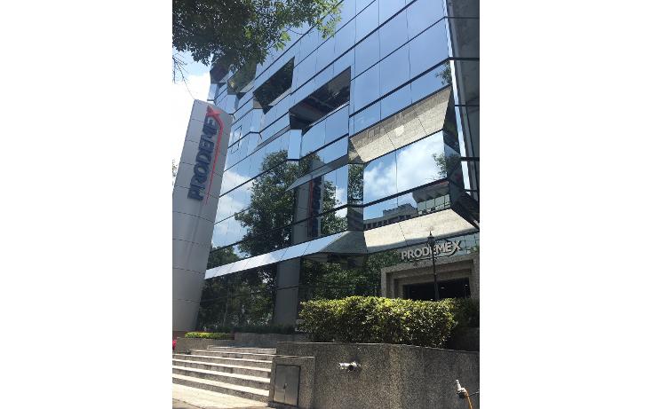 Foto de oficina en renta en  , guadalupe inn, álvaro obregón, distrito federal, 2029633 No. 01