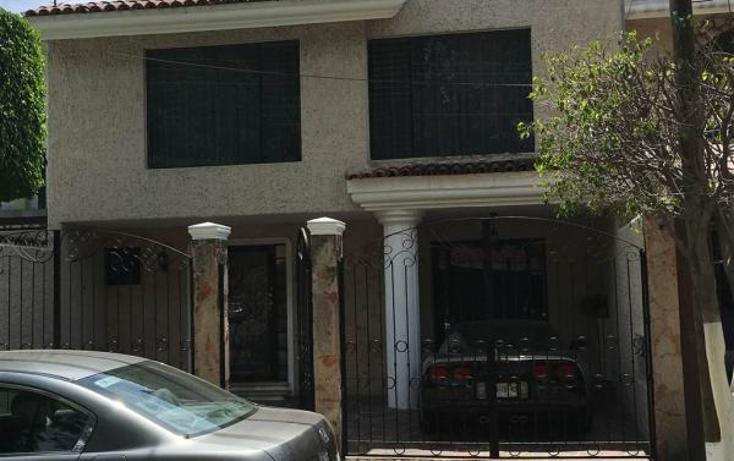 Foto de casa en venta en  , guadalupe jardín, zapopan, jalisco, 1940555 No. 01