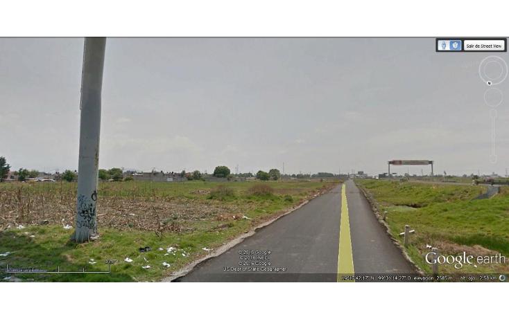 Foto de terreno comercial en venta en  , guadalupe la ciénega, lerma, méxico, 1270489 No. 01