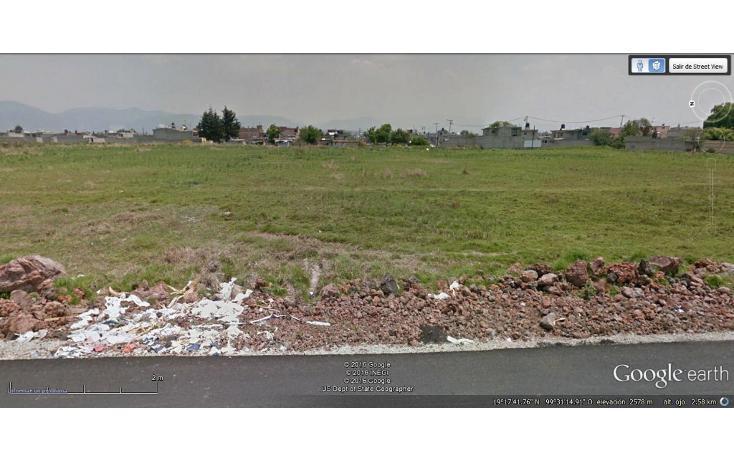 Foto de terreno comercial en venta en  , guadalupe la ciénega, lerma, méxico, 1270489 No. 02