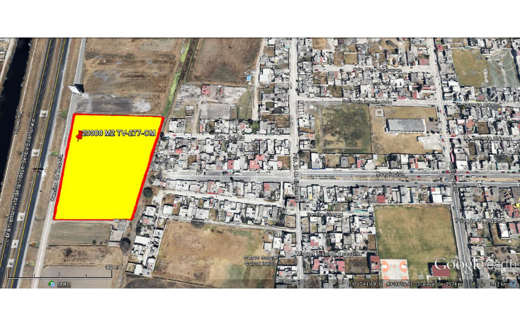 Foto de terreno comercial en venta en  , guadalupe la ciénega, lerma, méxico, 1270489 No. 03