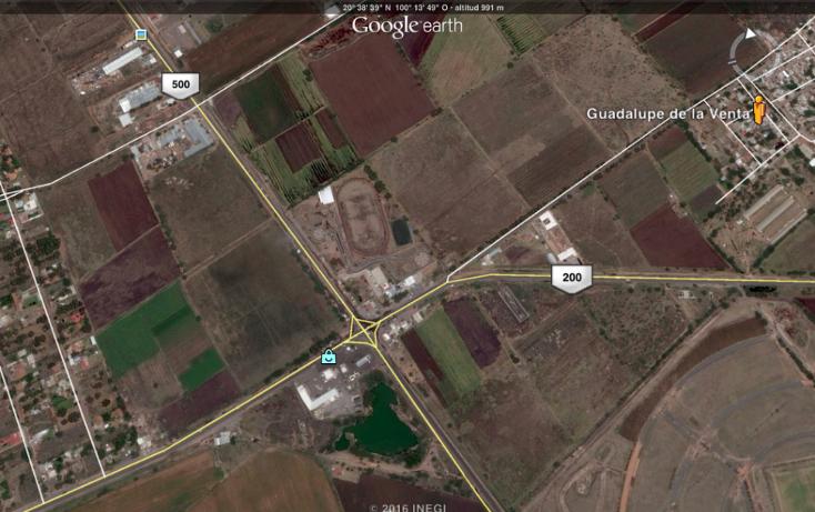 Foto de terreno comercial en venta en  , guadalupe la venta, el marqu?s, quer?taro, 1624564 No. 01