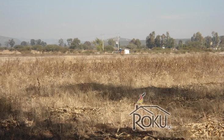 Foto de terreno industrial en venta en  , guadalupe la venta, el marqués, querétaro, 673345 No. 01