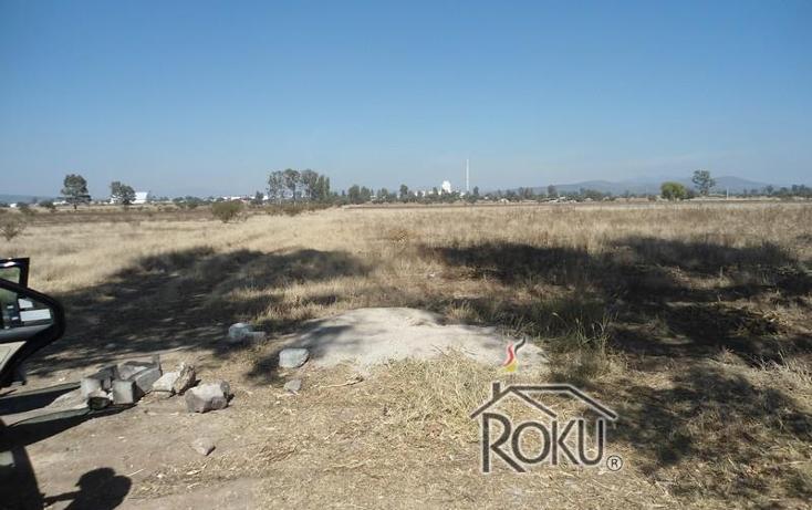 Foto de terreno industrial en venta en  , guadalupe la venta, el marqués, querétaro, 673345 No. 02