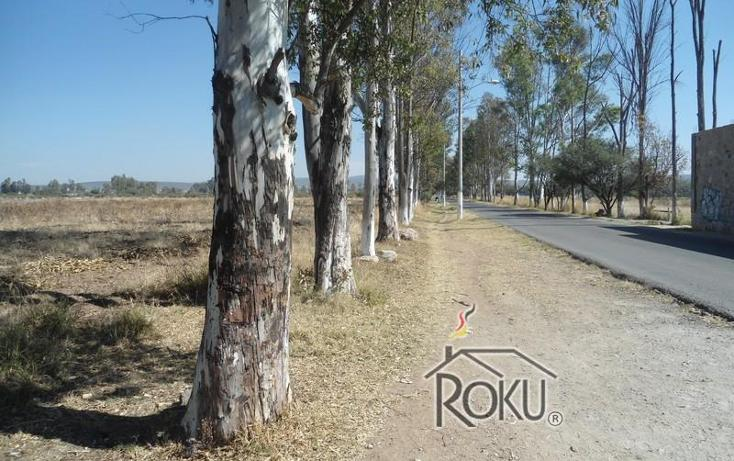 Foto de terreno industrial en venta en  , guadalupe la venta, el marqués, querétaro, 673345 No. 03
