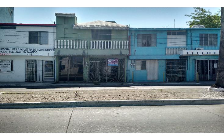 Foto de casa en venta en  , guadalupe mainero, tampico, tamaulipas, 1396521 No. 01