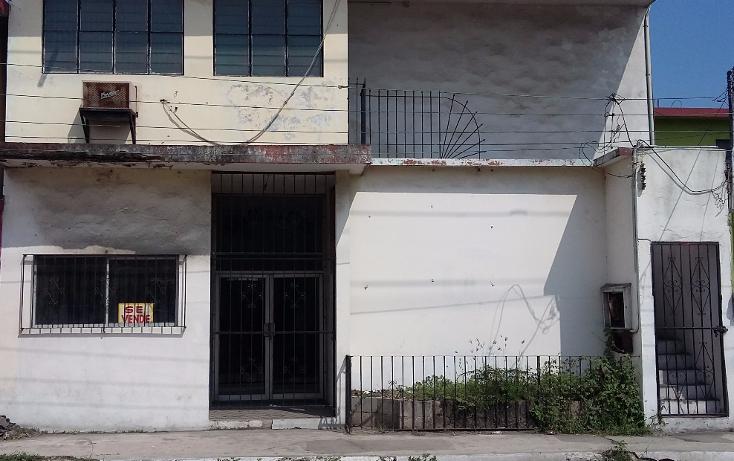 Foto de edificio en venta en  , guadalupe mainero, tampico, tamaulipas, 1459943 No. 01