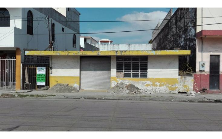 Foto de terreno habitacional en venta en  , guadalupe mainero, tampico, tamaulipas, 1940848 No. 01