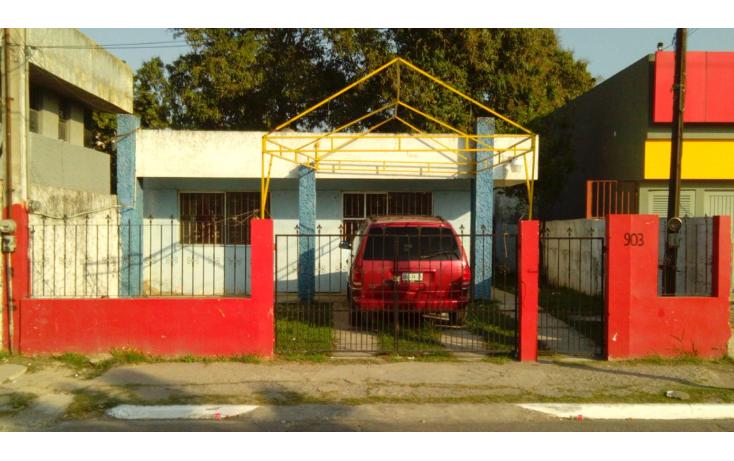 Foto de terreno habitacional en venta en  , guadalupe mainero, tampico, tamaulipas, 1947918 No. 01