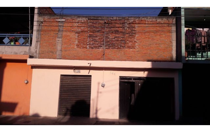 Foto de casa en venta en  , guadalupe, morelia, michoac?n de ocampo, 2000770 No. 01