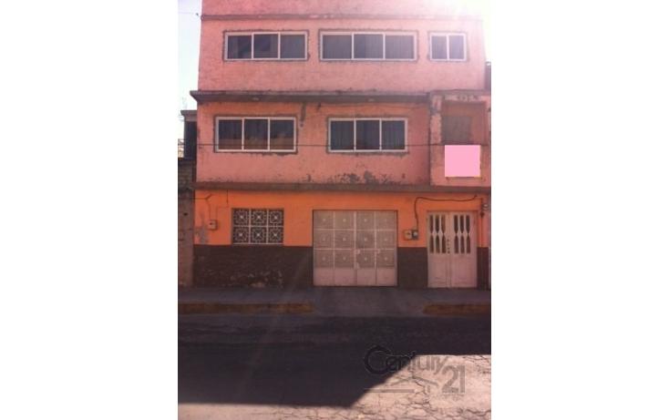 Foto de casa en venta en  , guadalupe proletaria, gustavo a. madero, distrito federal, 1855090 No. 01