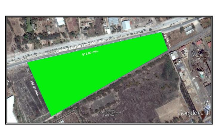 Foto de terreno comercial en venta en  , guadalupe, san francisco del rinc?n, guanajuato, 1254863 No. 01