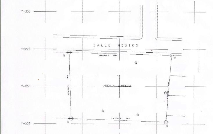 Foto de terreno habitacional en venta en  , guadalupe, tampico, tamaulipas, 1775976 No. 01