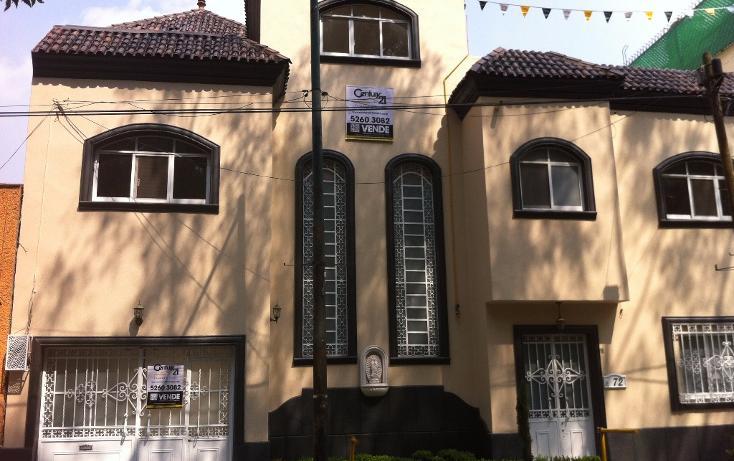 Foto de casa en venta en  , guadalupe tepeyac, gustavo a. madero, distrito federal, 1713504 No. 01