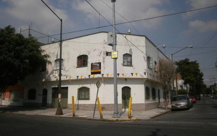 Foto de casa en venta en  , guadalupe tepeyac, gustavo a. madero, distrito federal, 1854396 No. 01
