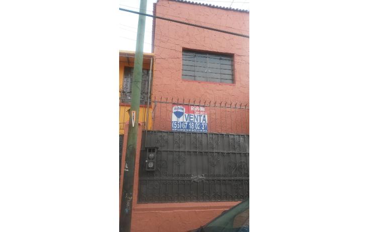 Foto de casa en venta en  , guadalupe tepeyac, gustavo a. madero, distrito federal, 1967933 No. 02
