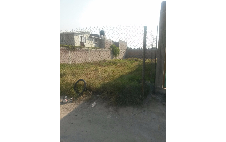 Foto de terreno habitacional en venta en  , guadalupe tlazintla, tultepec, m?xico, 1749688 No. 01