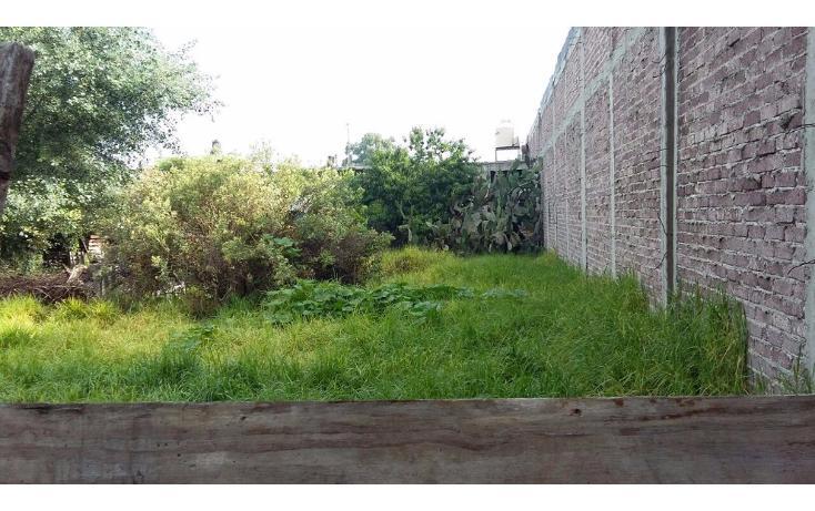 Foto de terreno habitacional en venta en  , san juan, tultitlán, méxico, 1712864 No. 06