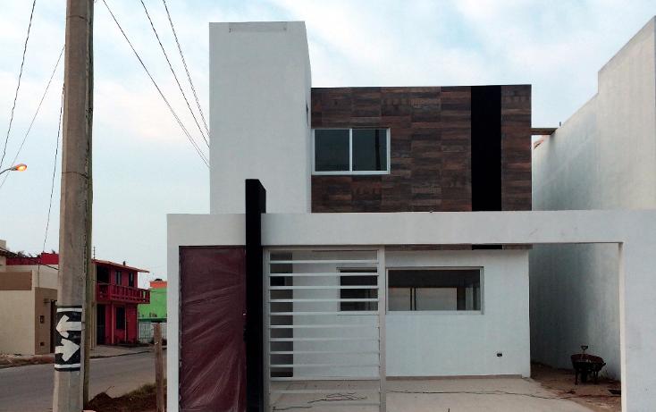 Foto de casa en venta en  , guadalupe victoria, coatzacoalcos, veracruz de ignacio de la llave, 1392163 No. 01