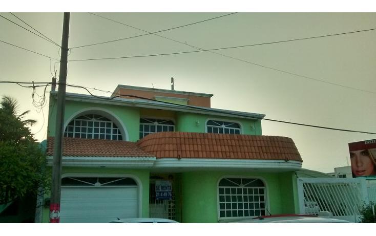 Foto de casa en renta en  , guadalupe victoria, coatzacoalcos, veracruz de ignacio de la llave, 1449115 No. 01
