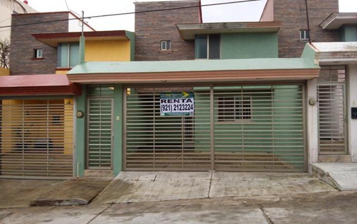 Foto de casa en renta en  , guadalupe victoria, coatzacoalcos, veracruz de ignacio de la llave, 1664462 No. 01