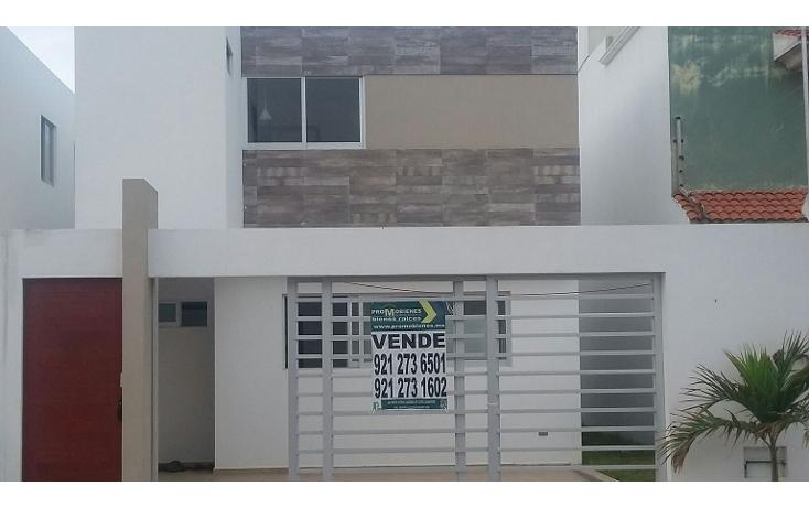 Foto de casa en venta en  , guadalupe victoria, coatzacoalcos, veracruz de ignacio de la llave, 939773 No. 01
