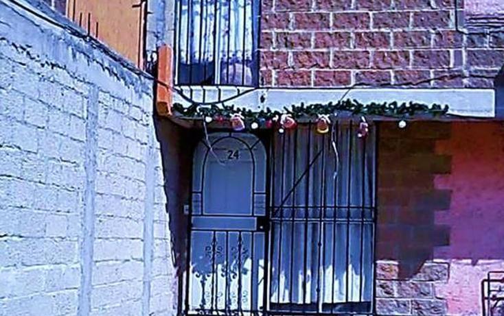 Foto de casa en venta en  , guadalupe victoria, ecatepec de morelos, méxico, 1853024 No. 01