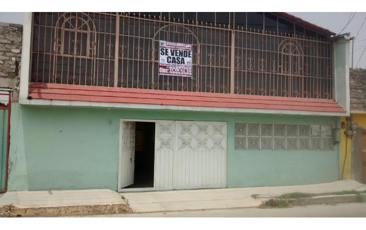 Foto de casa en venta en  , guadalupe victoria, ecatepec de morelos, m?xico, 1874268 No. 01