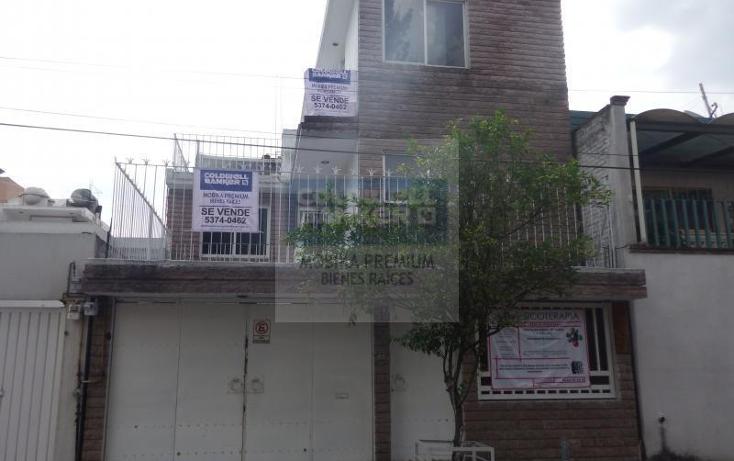 Foto de casa en venta en  , guadalupe victoria, gustavo a. madero, distrito federal, 1849762 No. 01