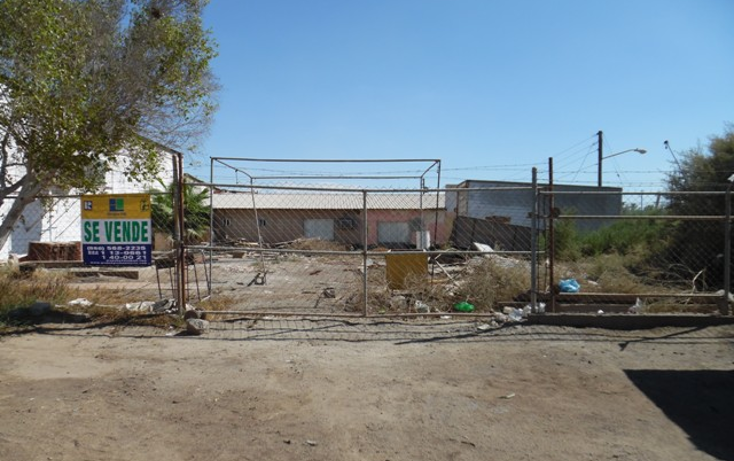 Foto de terreno comercial en venta en  , guadalupe victoria, mexicali, baja california, 1400903 No. 01