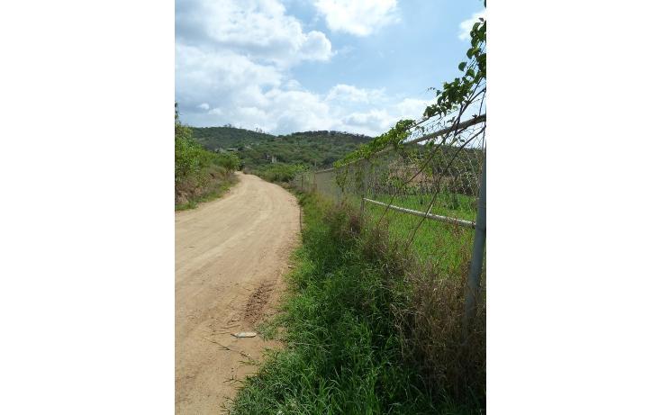 Foto de terreno habitacional en venta en  , guadalupe victoria, oaxaca de juárez, oaxaca, 448785 No. 10