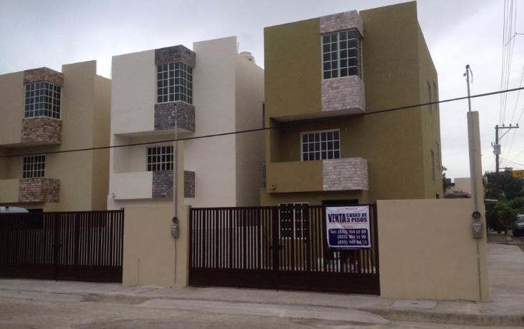 Foto de casa en venta en  , guadalupe victoria, tampico, tamaulipas, 2008978 No. 01
