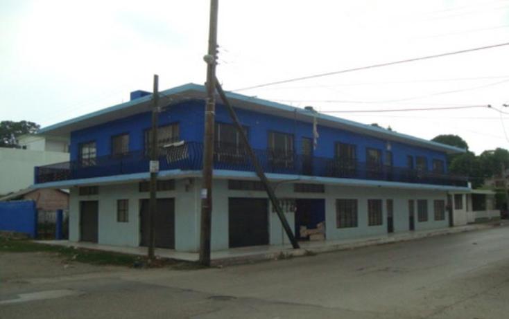 Foto de edificio en venta en  , guadalupe victoria, tampico, tamaulipas, 814357 No. 01
