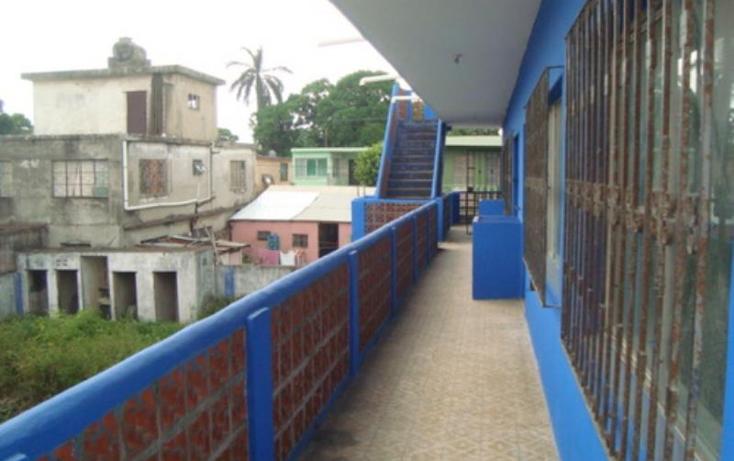 Foto de edificio en venta en  , guadalupe victoria, tampico, tamaulipas, 814357 No. 04