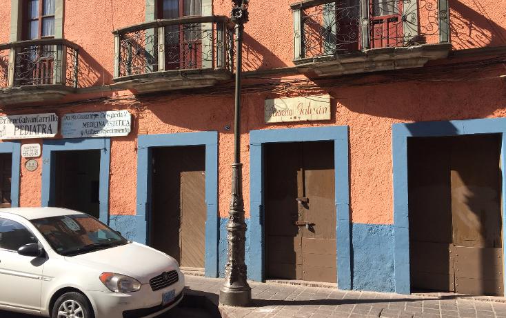Foto de casa en renta en  , guanajuato centro, guanajuato, guanajuato, 1732356 No. 01