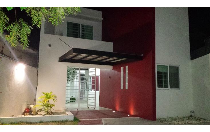 Foto de casa en renta en  , guanal, carmen, campeche, 1080517 No. 01