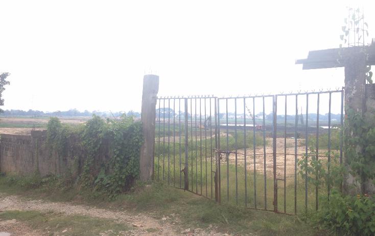 Foto de terreno habitacional en venta en  , guayabal, centro, tabasco, 1605900 No. 04