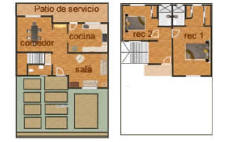 Foto de casa en venta en  , guayabal, centro, tabasco, 852969 No. 12